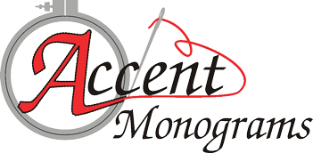logo of accent monograms